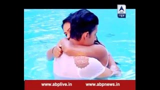 Sid-Roshni romance in pool