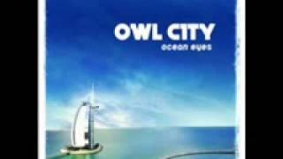 Owl City - Fireflies Lyrics
