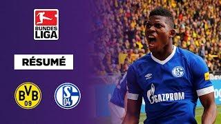 Résumé : Schalke 04 renverse le Borussia Dortmund dans un derby complètement fou !