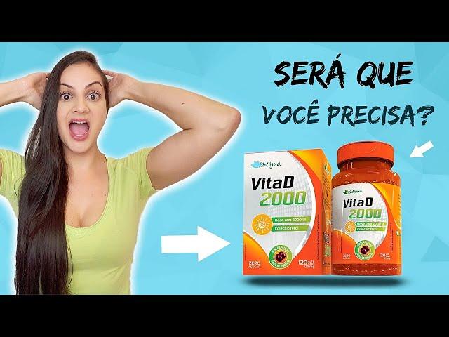 VITAMINA D - funções, benefícios, fontes, deficiência, suplementação, etc. #vitaminad