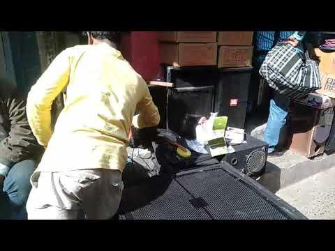 Chandni Chowk Kolkata JBL Bass Setap