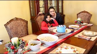 Christmas Party Vlog (2018) | Food I Made For Christmas Party | Simple Living Wise Thinking