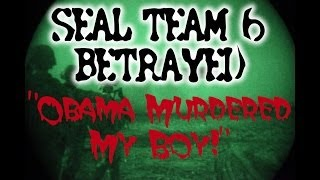 SEAL TEAM 6 Was Betrayed! Bereaved Father Charles Strange Cries,