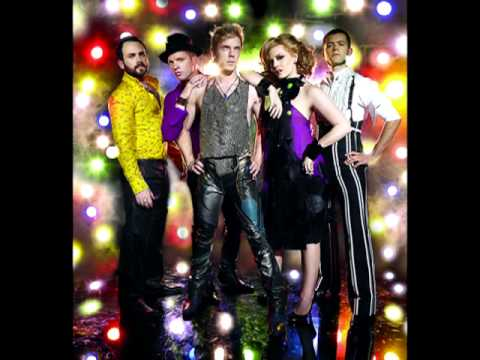 Scissor Sisters  Invisible Light Siruismo Vocal Mix