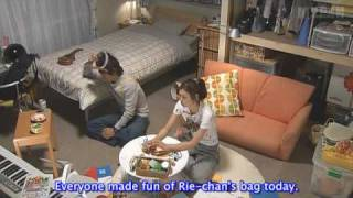 Clip from At Home Dad... Utsu and Saeko are such a cute couple. If ...