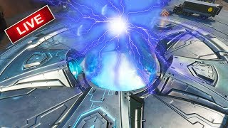 FORTNITE - LOOT LAKE VAULT EVENT LIVE WATCH - 5TH RUNE EVENT GLITCHED AND RESET - START TIME UNKNOWN