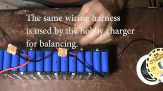 How to build a safe and better lithium battery WITHOUT a BMS.