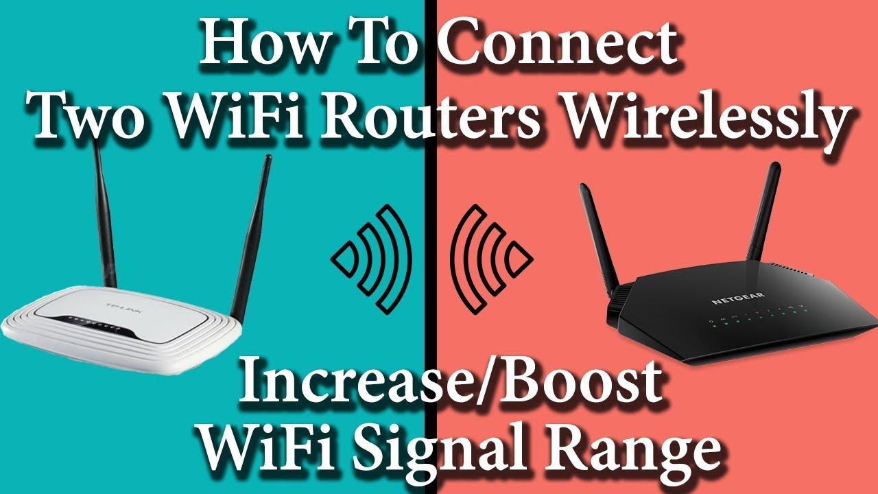 hook up meerdere routers