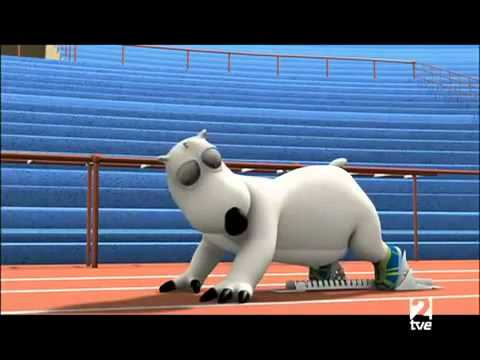 Легкая атлетика мультфильм