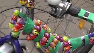 2019-09-24 г. Брест. Велопробег в рамках празднования Дня без автомобиля. Новости на Буг-ТВ. #бугтв