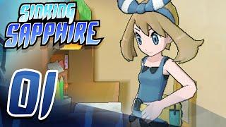Nick? Is That YOU?! | Pokemon Sinking Sapphire Nuzlocke (Episode 1)