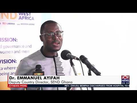 Livelihood empowerment against poverty - Joy News Prime (14-9-21)