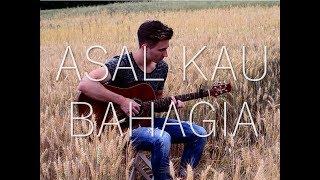 (Armada) Asal Kau Bahagia - Fingerstyle Guitar Cover (FREE TABS)