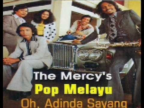 The Mercy's   Dalam Kerinduan