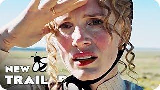 Woman Walks Ahead Trailer (2018)