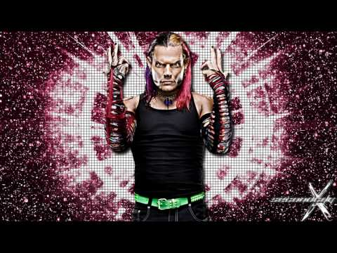 WWE  No More Words ► Jeff Hardy 5th Theme Song