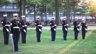 6th Comm Battalion - 9/11 Ceremony in Brooklyn 2014