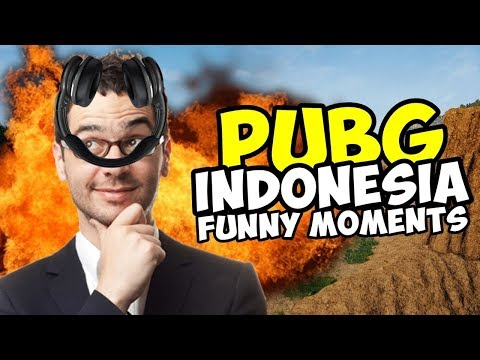 download PUBG INDONESIA   HEADSET USER ONLY!!! (FUNNY MOMENTS)