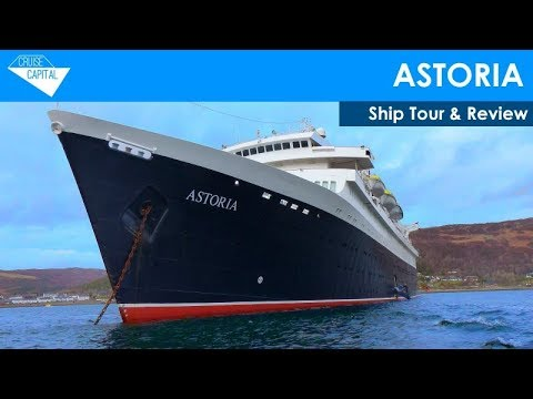 Astoria Cruise Ship Tour & Review (Cruise & Maritime Voyages)