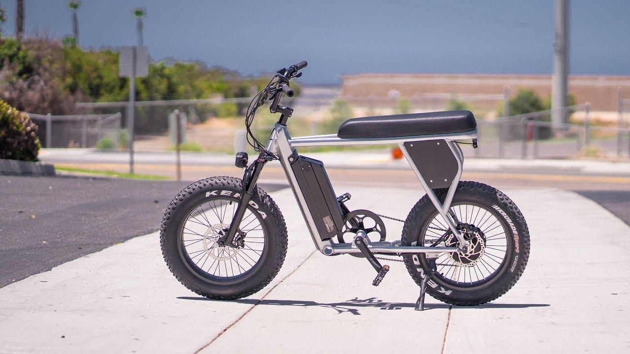 ca82b06f99e The HYPER Scrambler by Juiced Bikes (eBike) - Demo Ride - YouTube