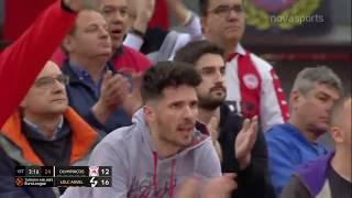 Ολυμπιακός-Βιλερμπάν: 77-68 (ΗL)