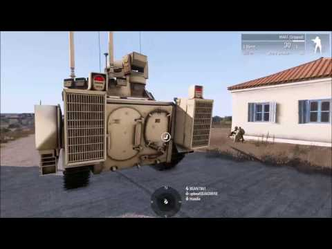 [160th SOR] Mechanized Combined Arms Assault [Arma 3]