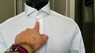Daily BE   Episode 160: The tuxedo dress shirt