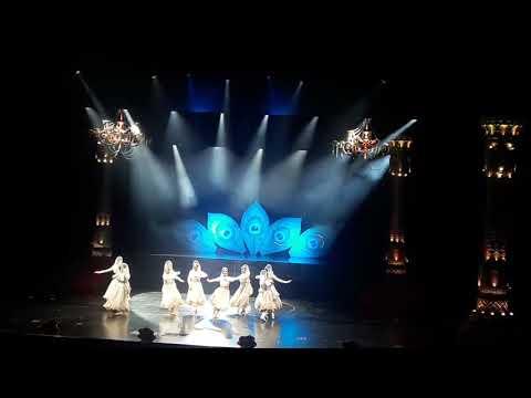 Bollywood Dance At Rajmahal Theatre, Bollywood Park, Dubai
