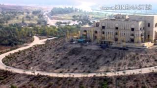 President Saddam Hussein houses