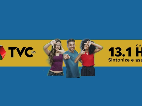 "O telejornal ""TVC AGORA"" desta segunda-feira está no ar!"