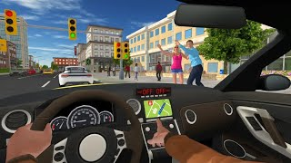 Taxi Game 2 Android gameplay