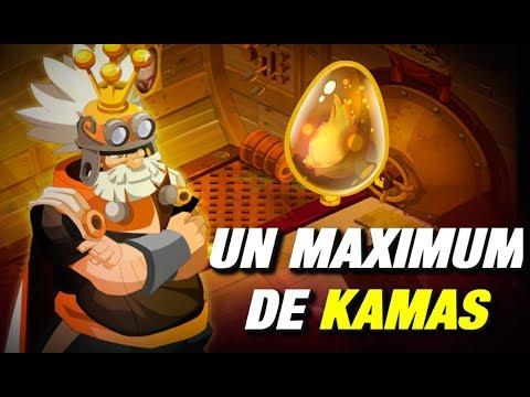 [DOFUS] HARPO : La RESSOURCE la plus CHERE à dropper en Donjon !! (Astuce Kamas en Team) #5