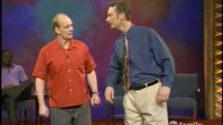 MUST WATCH !! Whose Line Is It Anyway - Sound Effects - FUNNY Awooga