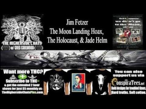 Jim Fetzer   The Moon Landing Hoax, The Holocaust, & Jade Helm - THC