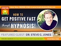 Download Video 😀 STEVE G. JONES: How to Hypnotize Yourself for Positivity & Wealth | Clinical Hypnosis