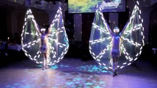Световое шоу SKY Wings(, 2013-03-14T15:44:30.000Z)