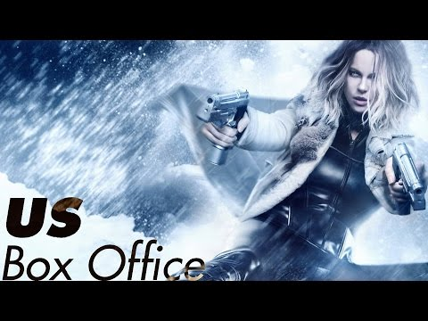 Top Box Office (US) Weekend of January 6 - 8, 2017