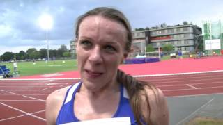 Praga Academica: Simona Vrzalová po vítězství na 3000 m