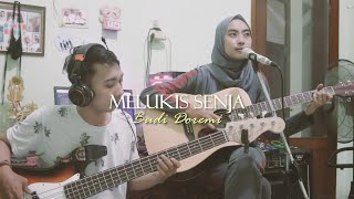 Melukis Senja (Accoustic Version) - Budi Doremi | Cover by Naila Dhara