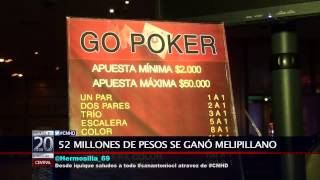 24 MAR 2015 MILLONARIO PREMIO ENTREGÓ CASINO