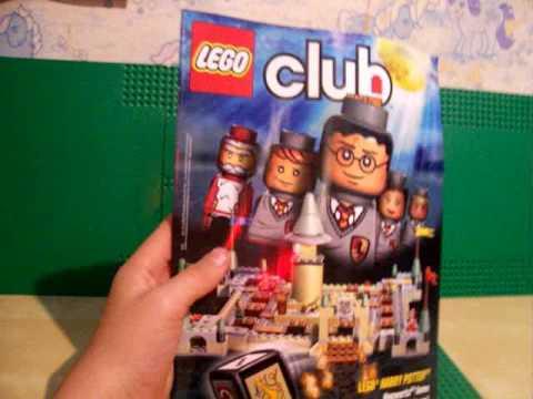 Lego Club Magazine   Extra!