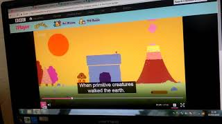 the flintstones reference in hey duggee