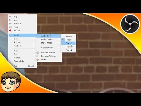 OBS Multiplatform Tutorial: How to Record Multiple Audio Tracks in OBS Studio