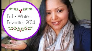 Fall + Winter Favorites 2014 Thumbnail