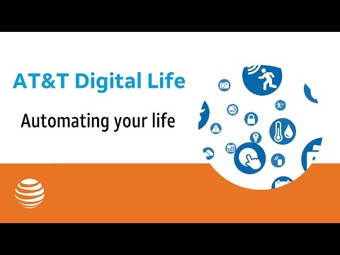 Automating your life | AT&T Digital Life