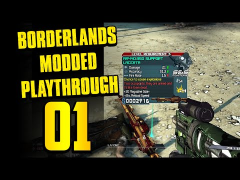 Download modded weapons for borderlands ps3