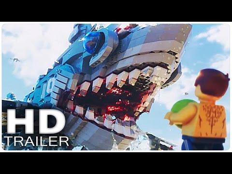 THE LEGO NINJAGO MOVIE Trailer (2017) streaming vf