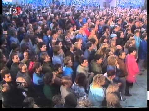 Jak nás viděl svět - Sametová revoluce 1989 pohledem zahraničních televizních štábů