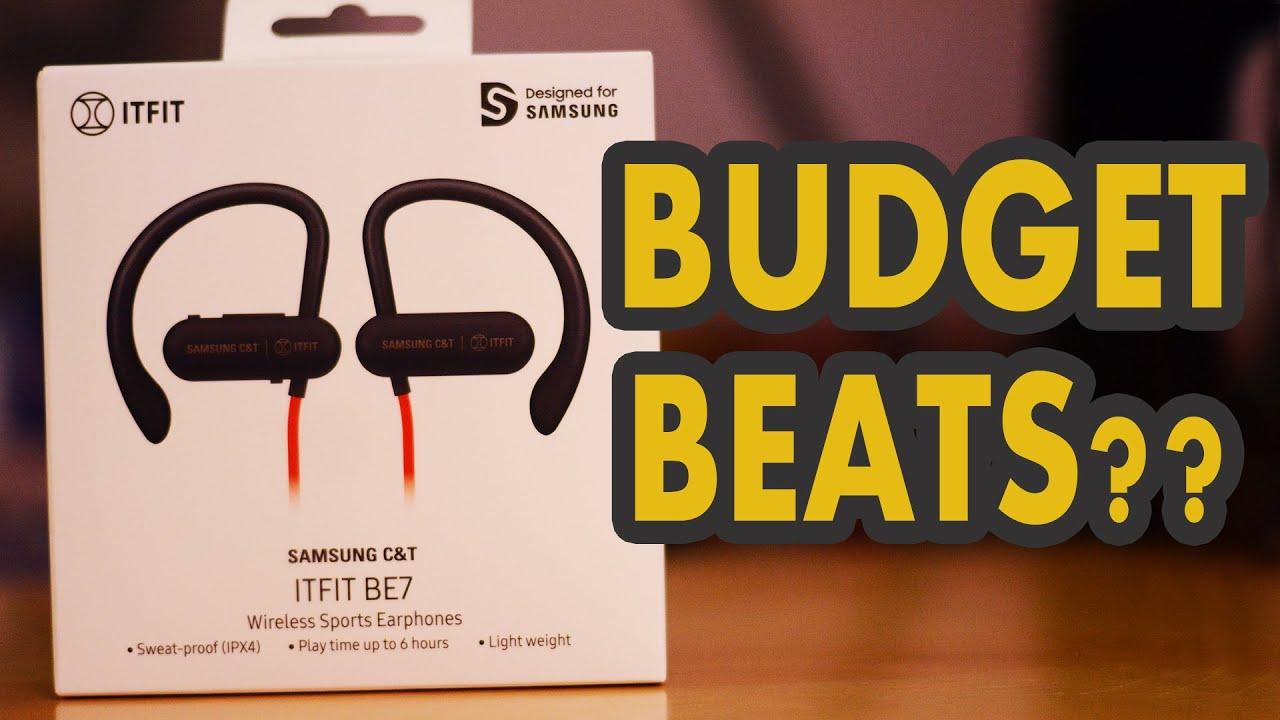Samsung Itfit Be7 Wireless Earphones Review Best Budget Earphones Under Rs 2000 Youtube