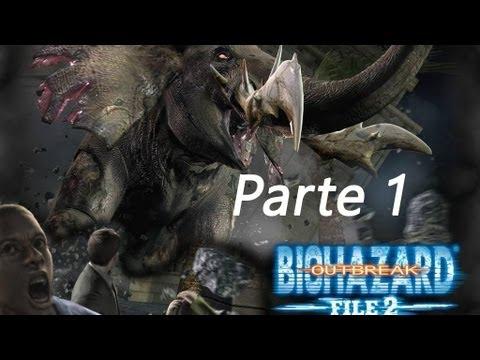 RESIDENT EVIL OUTBREAK FILE 2 - Cosas salvajes [Español] Parte 1